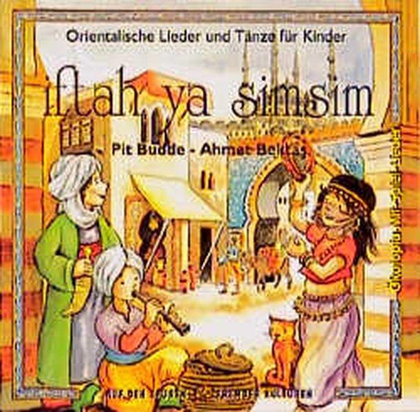 Iftah Ya Simsim als CD