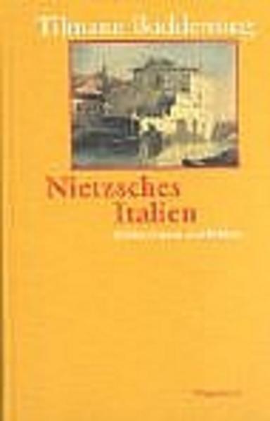 Nietzsches Italien als Buch