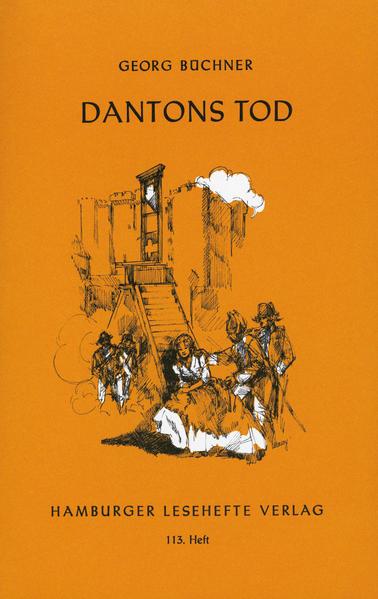 Dantons Tod als Taschenbuch