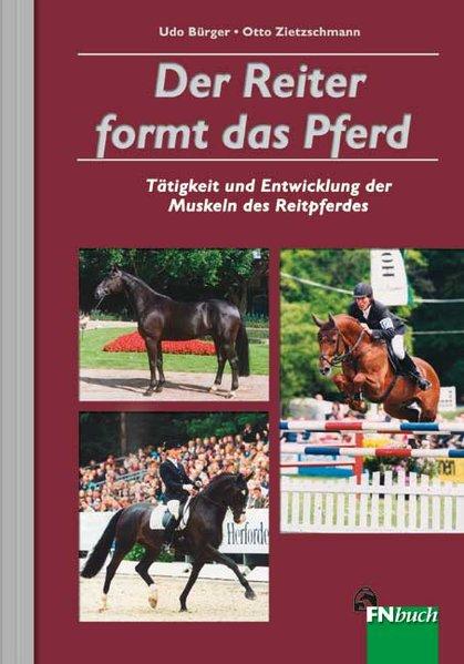 Der Reiter formt das Pferd als Buch