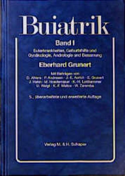 Buiatrik I als Buch