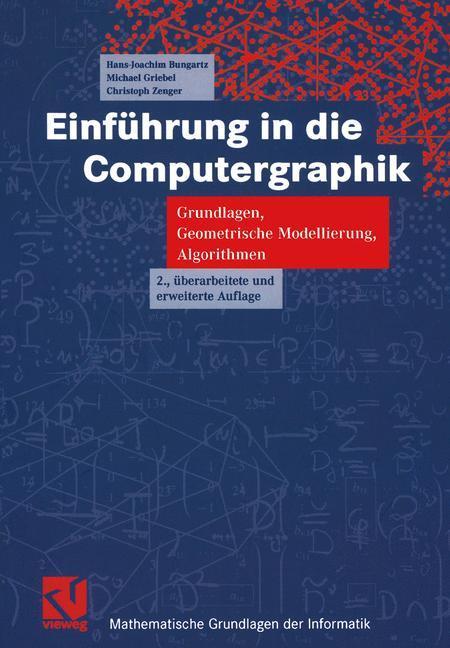 Einführung in die Computergraphik als Buch