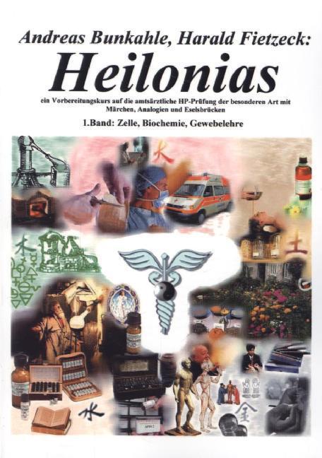 Heilonias als Buch
