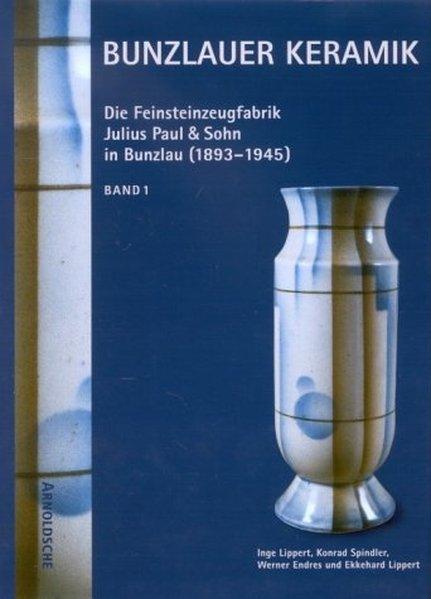 Bunzlauer Keramik als Buch