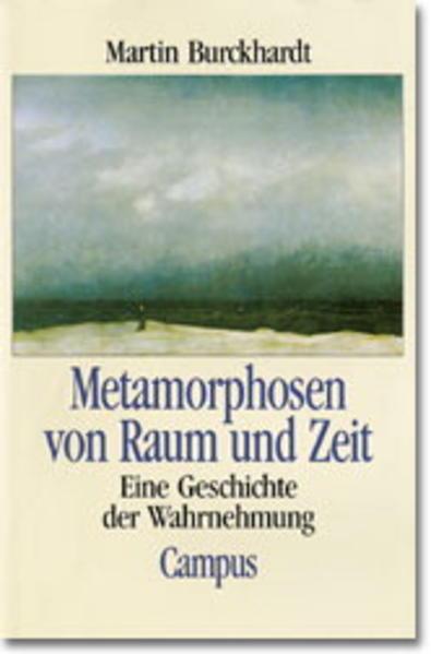 Metamorphosen von Raum und Zeit als Buch