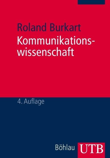 Kommunikationswissenschaft als Buch