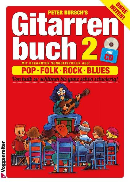 Das Gitarrenbuch II. Inkl. CD als Buch