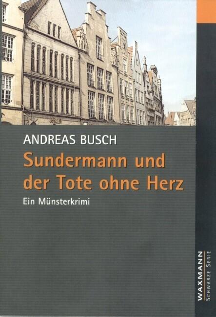 Sundermann und der Tote ohne Herz als Buch