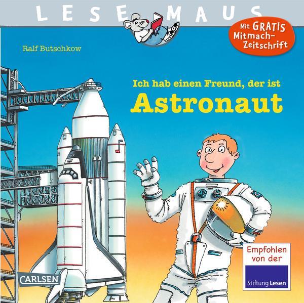 Ich hab einen Freund, der ist Astronaut als Buch