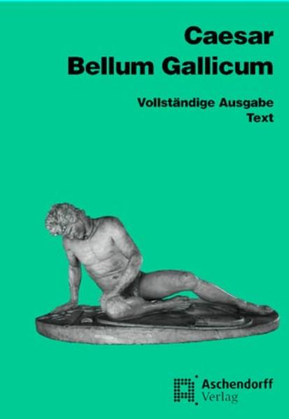 Bellum Gallicum. Text als Buch (kartoniert)
