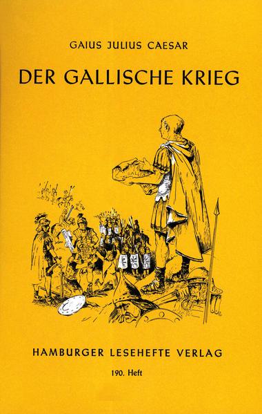 Der Gallische Krieg als Taschenbuch