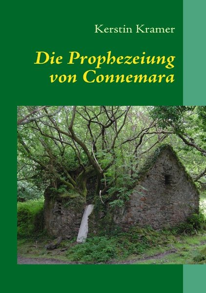Die Prophezeiung von Connemara als Buch von Kerstin Kramer - Books on Demand