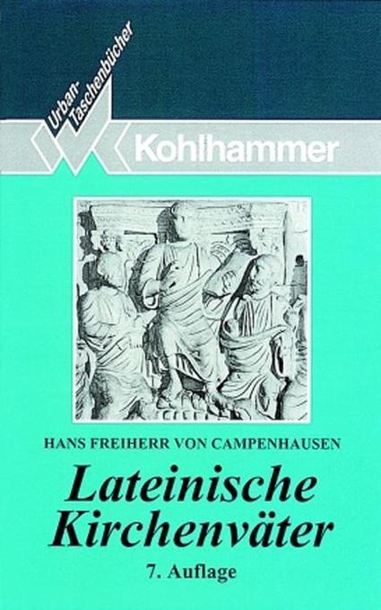 Lateinische Kirchenväter als Taschenbuch