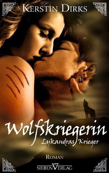 Wolfskriegerin als Buch (kartoniert)