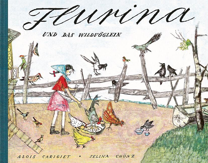 Flurina und das Wildvöglein als Buch