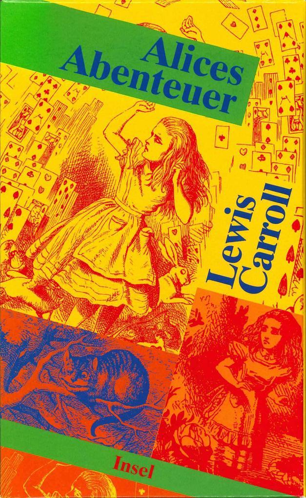 Alices Abenteuer. 2 Bände als Taschenbuch