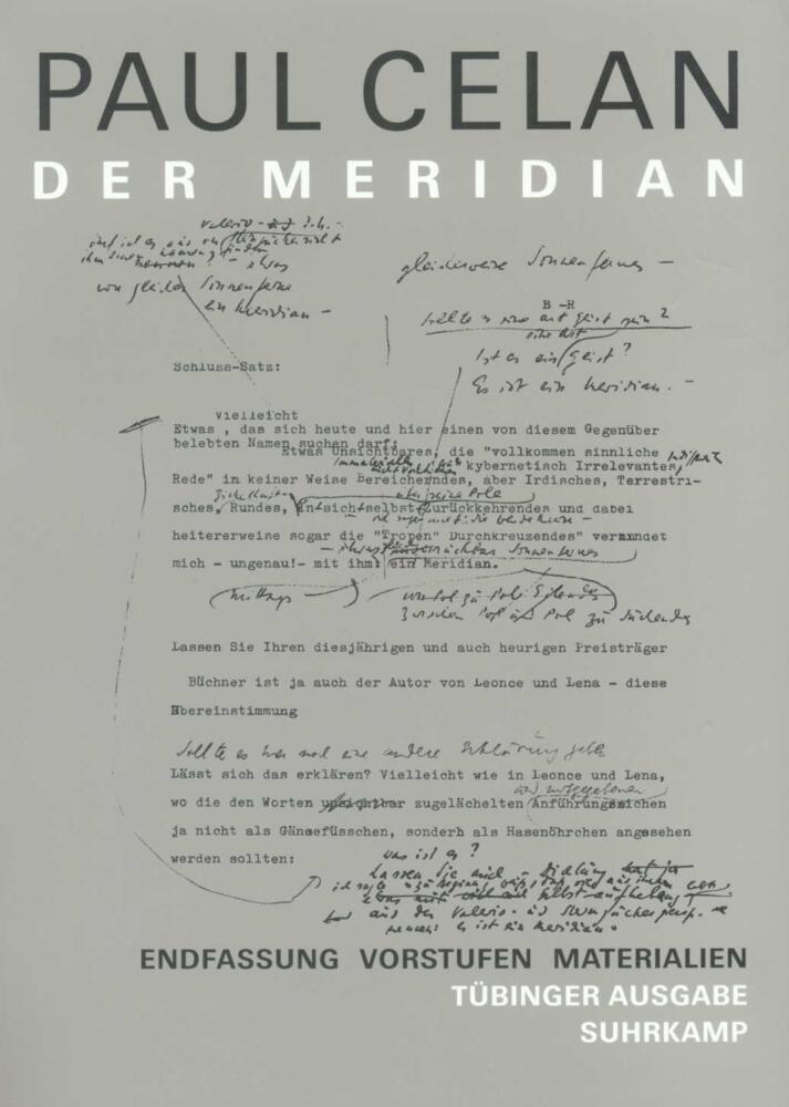 Der Meridian als Buch