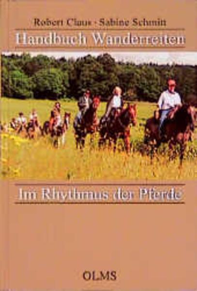 Handbuch Wanderreiten als Buch
