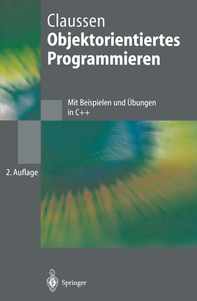 Objektorientiertes Programmieren als Buch