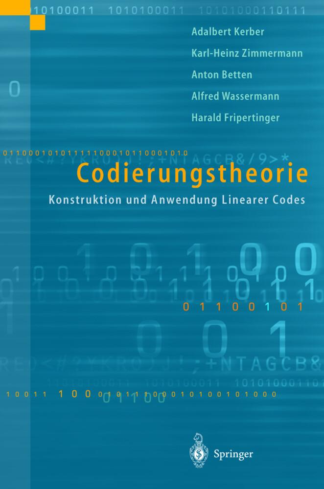 Codierungstheorie als Buch