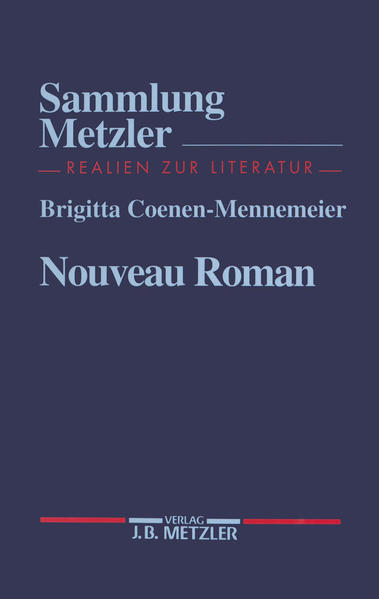 Nouveau Roman als Taschenbuch