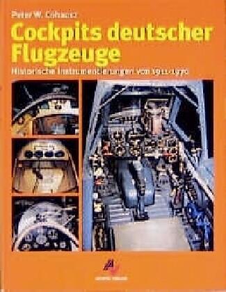 Cockpits deutscher Flugzeuge als Buch