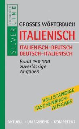 Compact Grosses Wörterbuch Italienisch als Buch