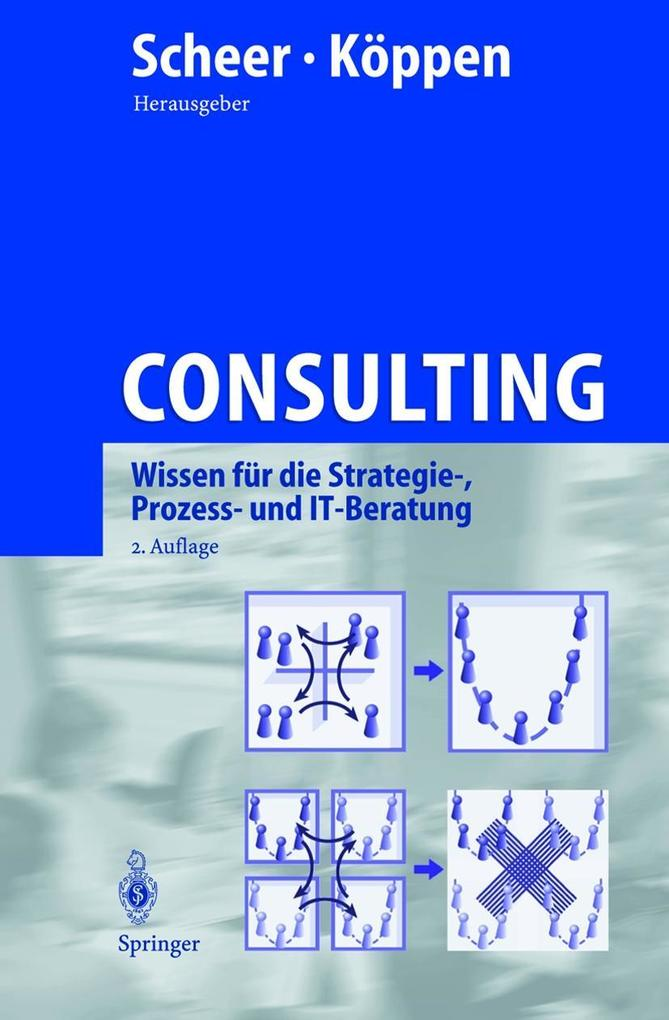 Consulting als Buch