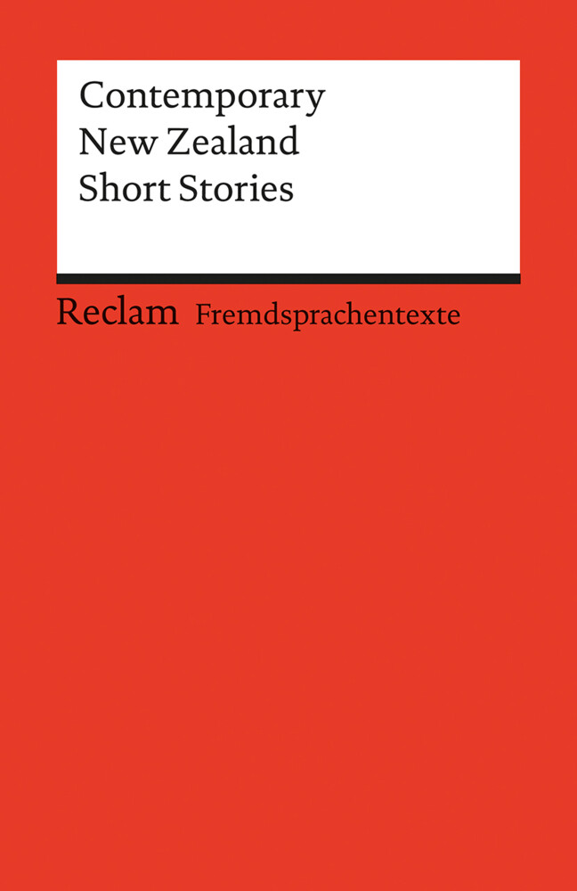 Contemporary New Zealand Short Stories als Taschenbuch