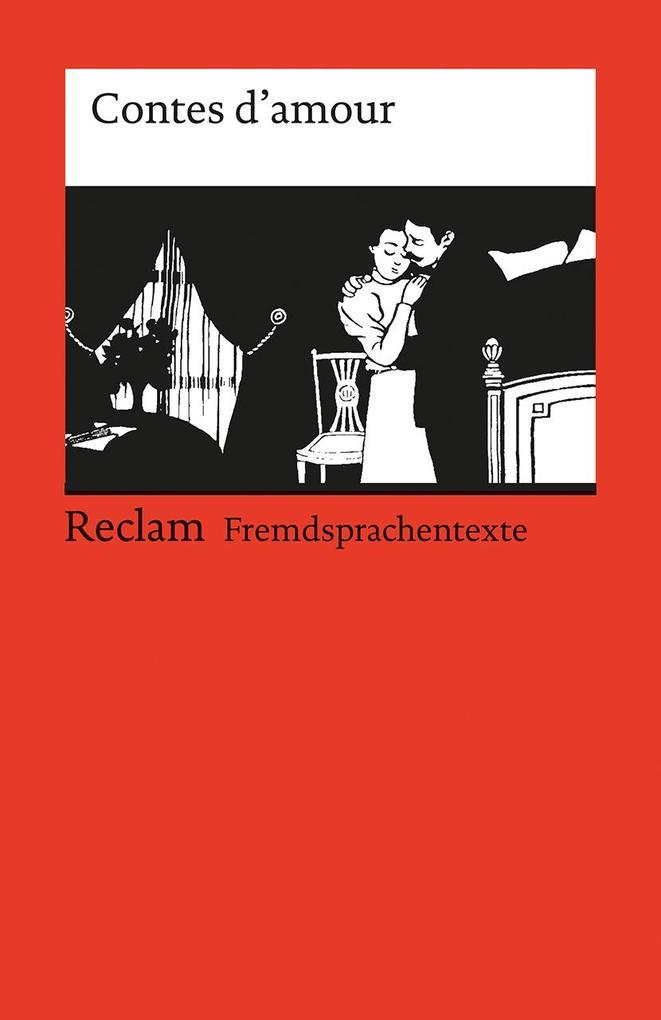 Contes d' amour als Taschenbuch