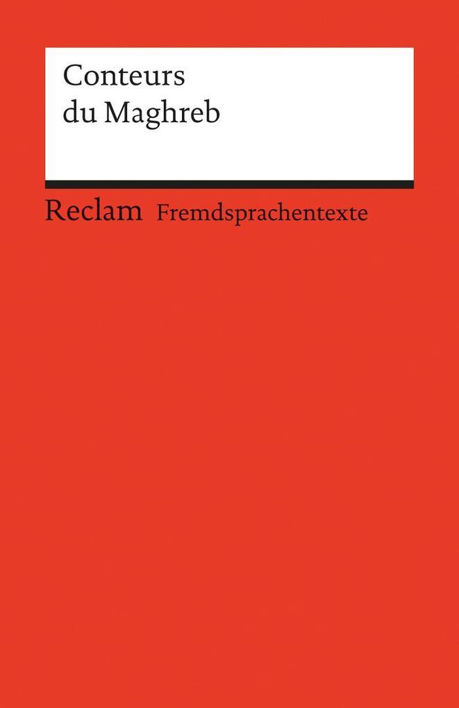 Conteurs du Maghreb als Taschenbuch