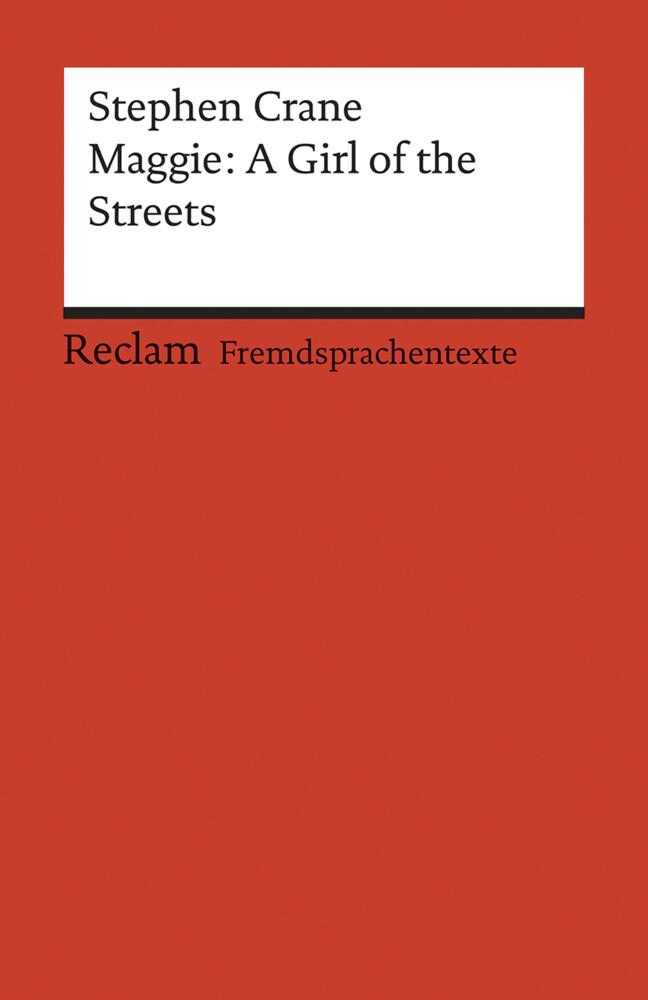 Maggie: A Girl of the Streets als Taschenbuch
