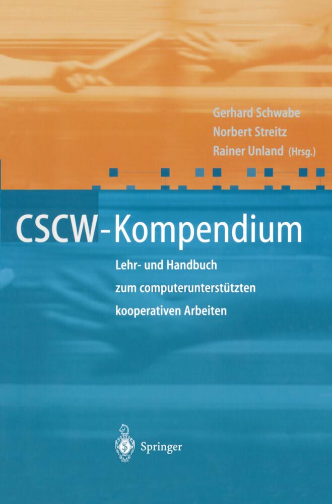 CSCW-Kompendium als Buch
