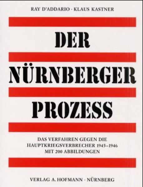 Der Nürnberger Prozeß als Buch