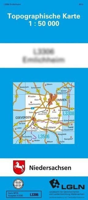 Dahlenburg 1 : 50 000. (TK 2930/N) als Buch