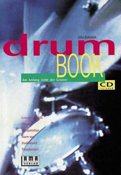 drumBook. Inkl. CD als Buch