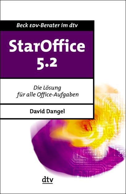 StarOffice 5.2 als Taschenbuch