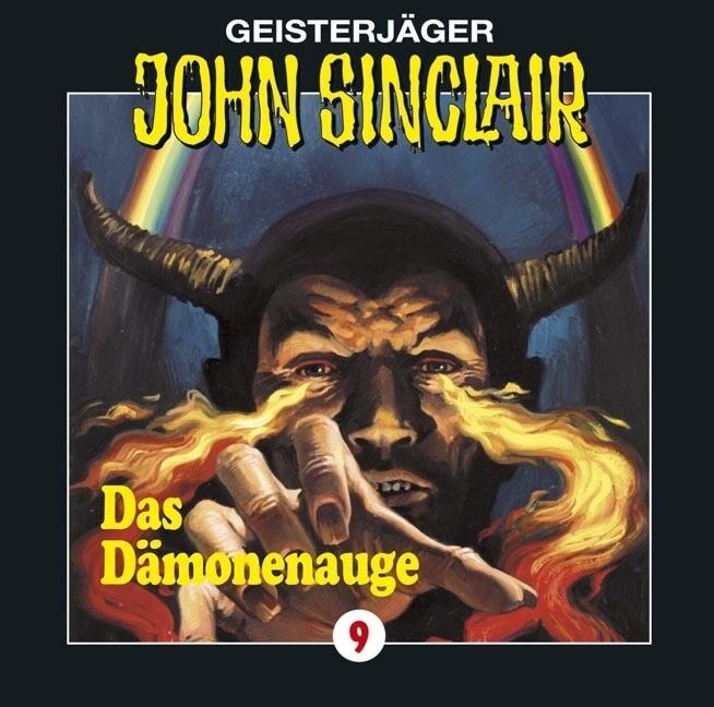 John Sinclair - Folge 09 als Hörbuch
