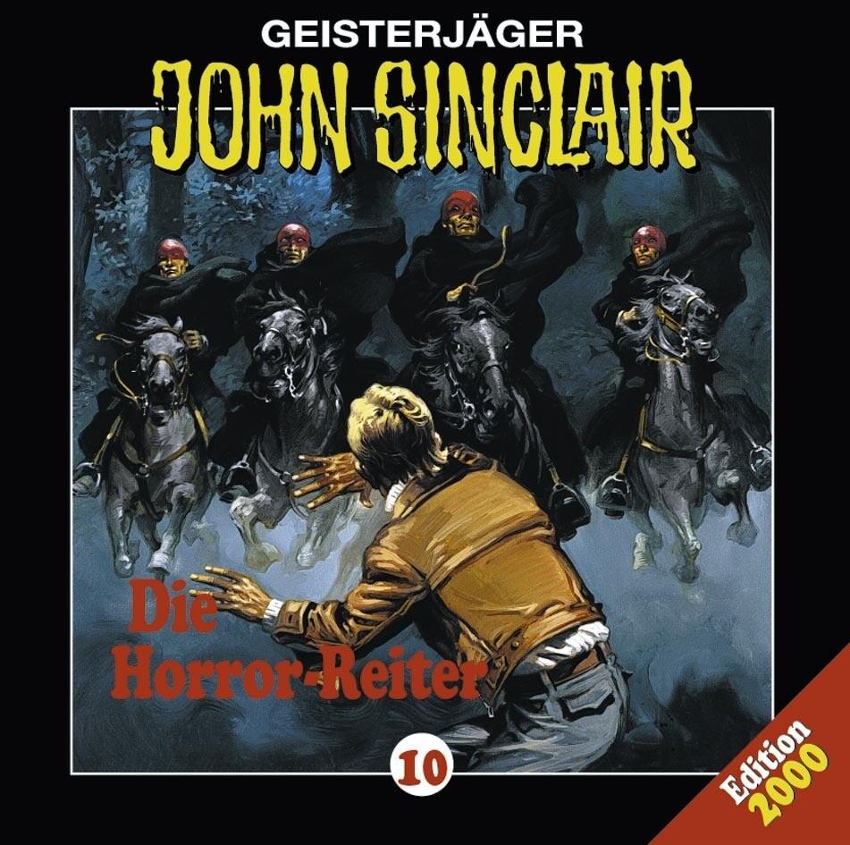 John Sinclair - Folge 10 als Hörbuch
