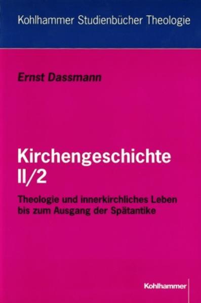 Kirchengeschichte II/2 als Buch