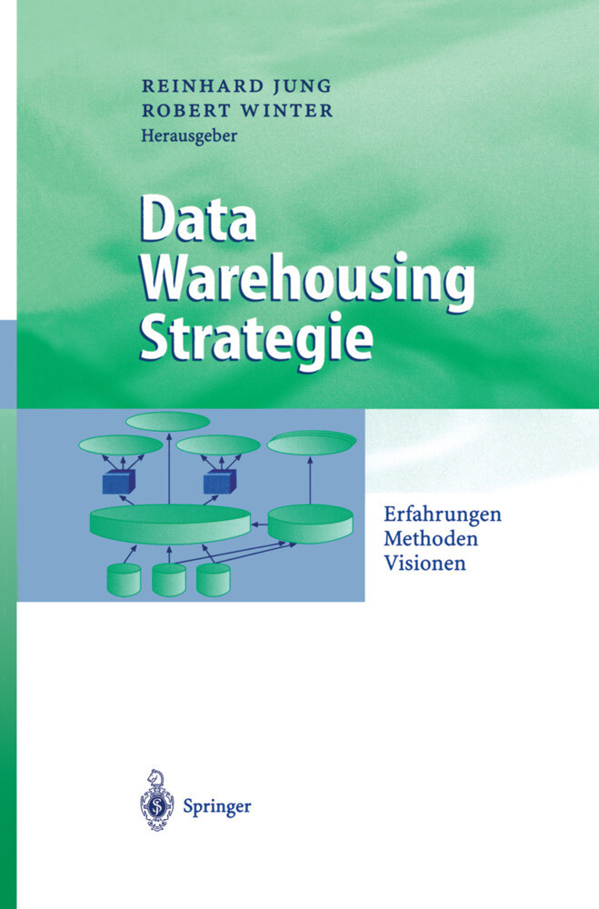 Data Warehousing Strategie als Buch