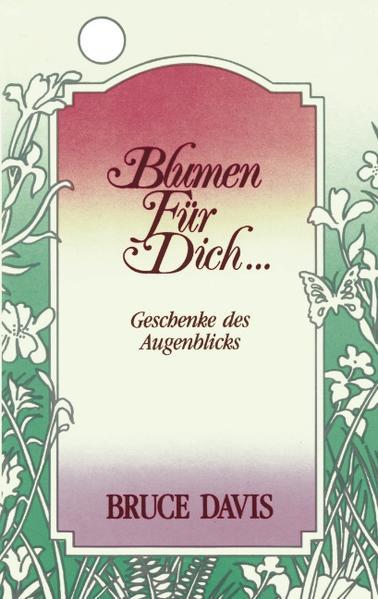 Blumen für Dich als Buch