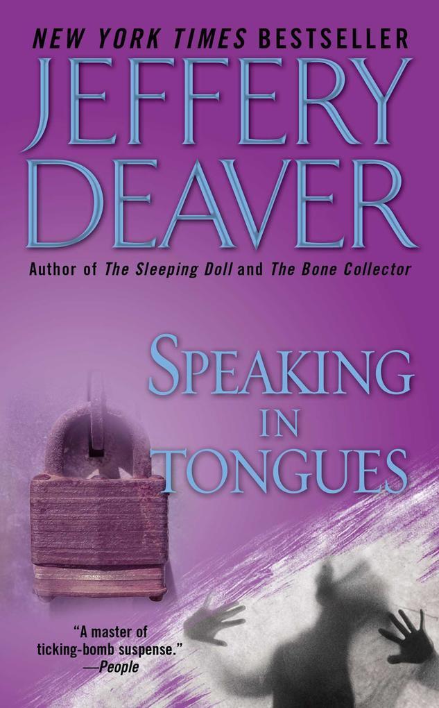 Speaking in Tongues als Taschenbuch