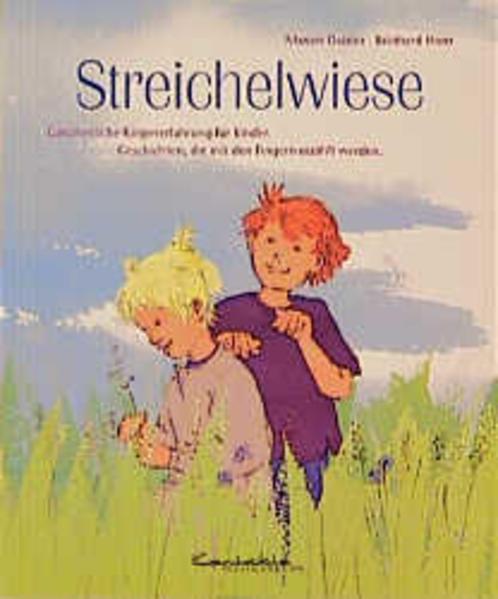 Streichelwiese als Buch