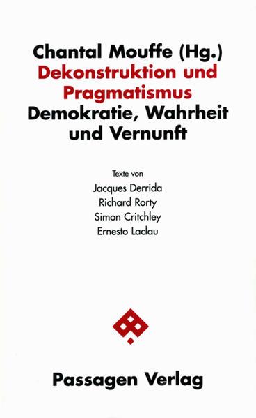 Dekonstruktion und Pragmatismus als Buch