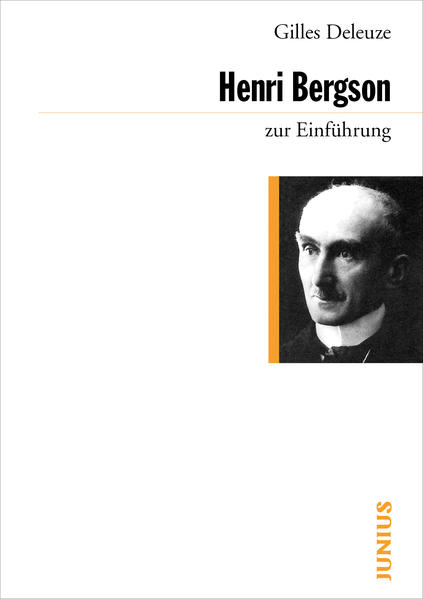 Henri Bergson zur Einführung als Buch