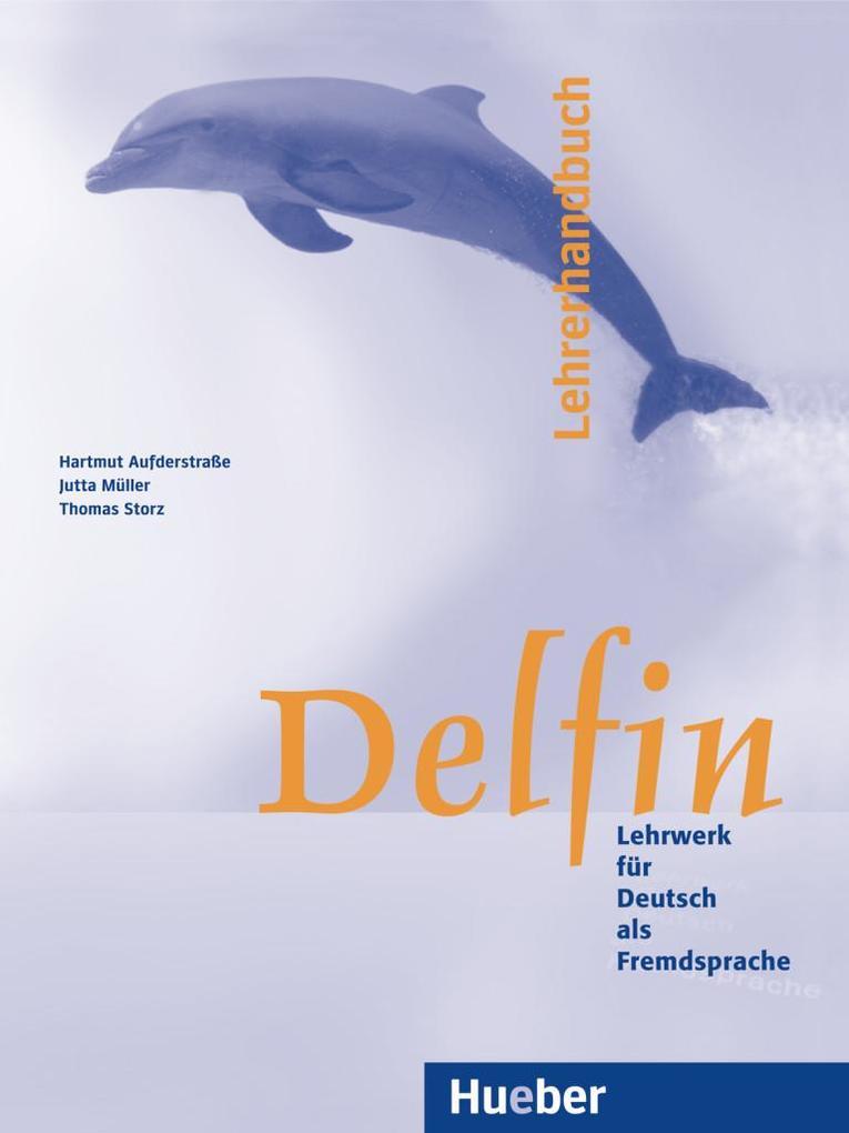Delfin. Lehrerhandbuch als Buch