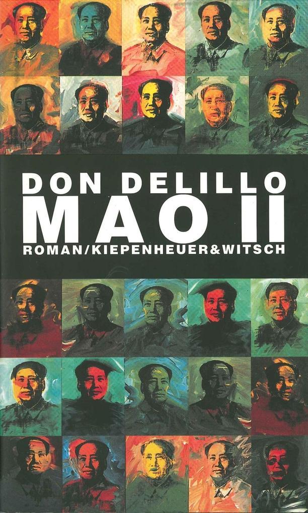 Mao II als Buch