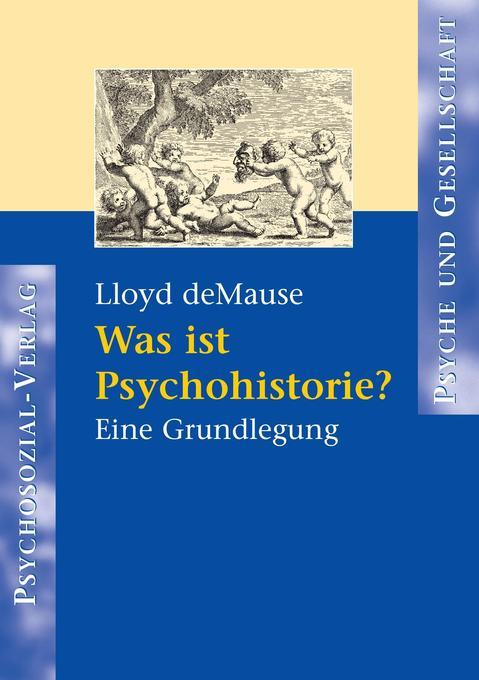 Was ist Psychohistorie? als Buch