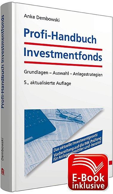 Profi-Handbuch Investmentfonds als Buch